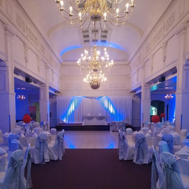 Michelles Ballroom Quinceanera Ballroom Chicago