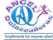angels quinceanera logo