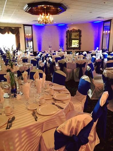 alpine banquet hall darien